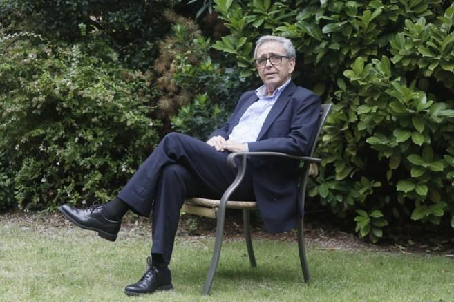El profesor Ginés Morata.