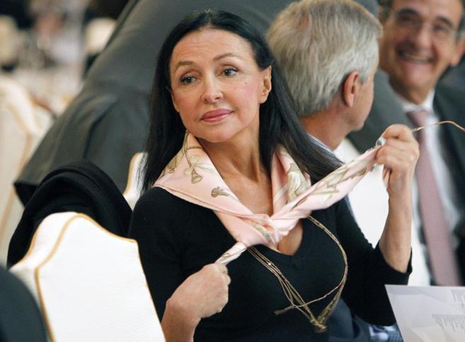 La accionista mayoritaria de FCC, Esther Koplowitz.
