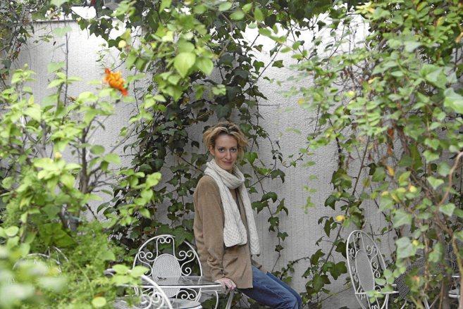 La escritora, en una imagen de archivo.