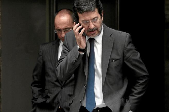 El juez de la Audiencia Naciona, Fernando Andreu.