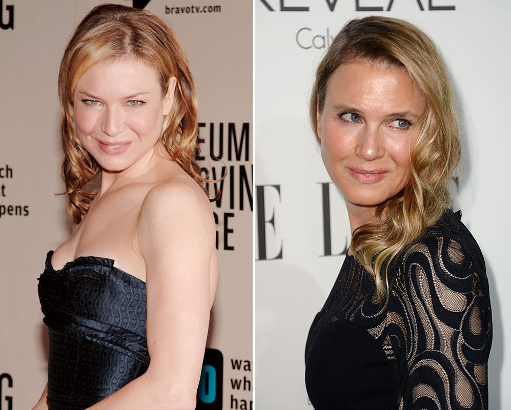 Nueve años separan estas dos imágenes. La actriz ha conseguido que...