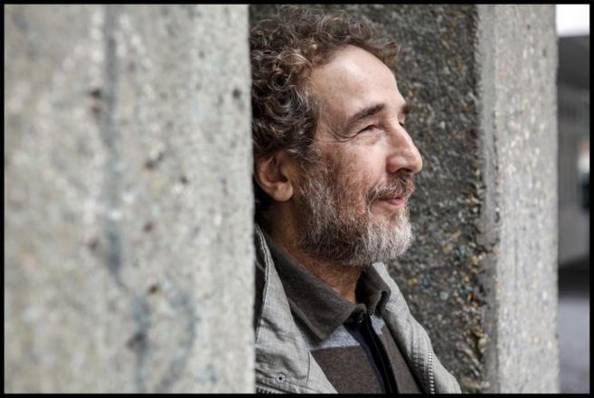 Aziz Mojtar, fotografiado en Madrid.