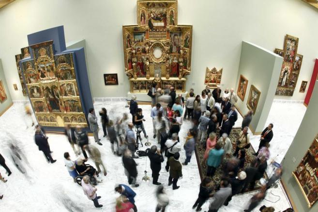 Acto conmemorativo del 175 aniversario de la apertura del Museo de...