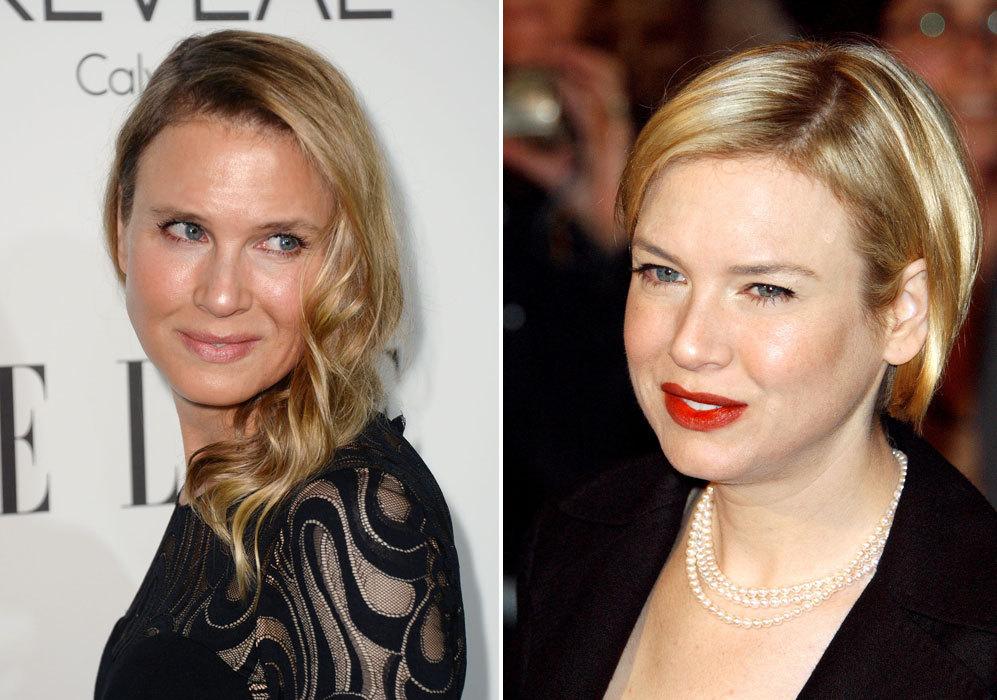 Renée Zellweger (45): Después de un tiempo sin saber de ella, la...