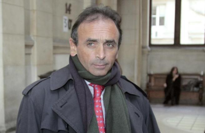 El polémico periodista y  escritor francés Éric Zemmour.