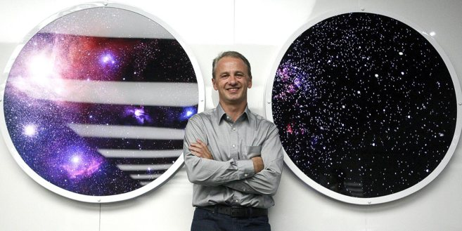 John Baekelmans, CTO de la división de Internet of Everything de...