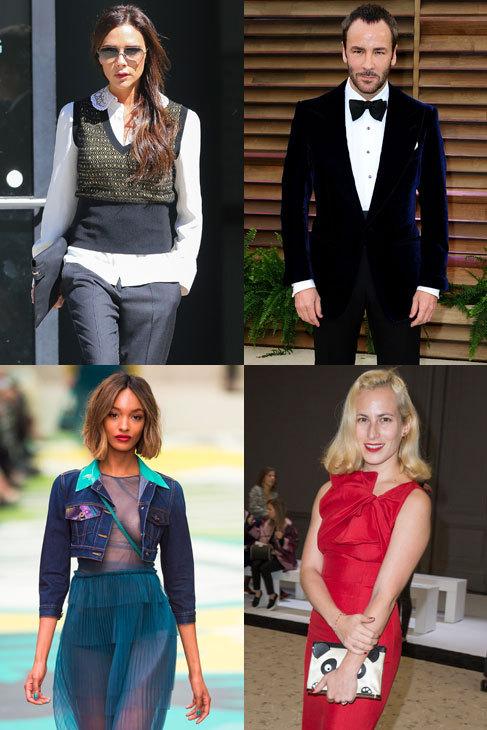 Un año más el British Fashion Council anuncia los nominados a los...