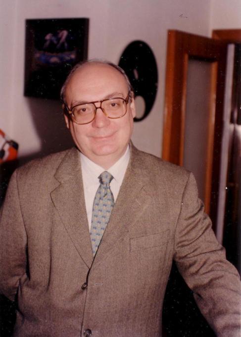 El escritor Carlos Pérez Merinero.