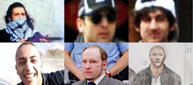 Zefah Bibeau, Tamerlan Tsarnaev, Dzhokhar Tsarnaev, Merah, Nemmouche y...