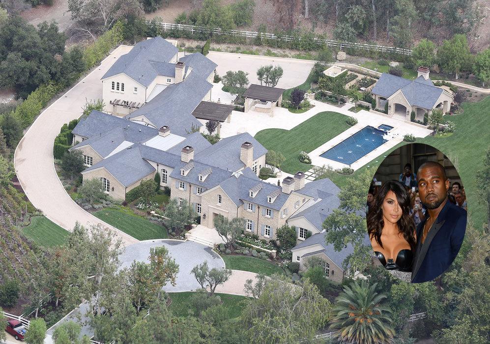 Kim Kardashian (34): Sin duda, la 'celebrity' y su marido Kanye West...