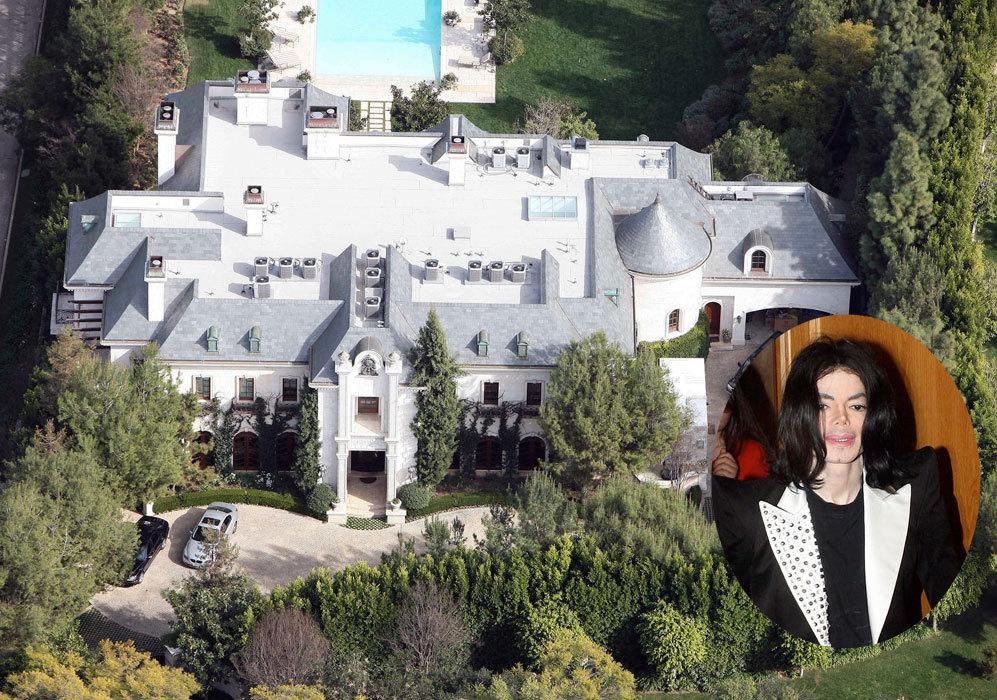 Michael Jackson: El ya fallecido rey del pop tenía en propiedad...