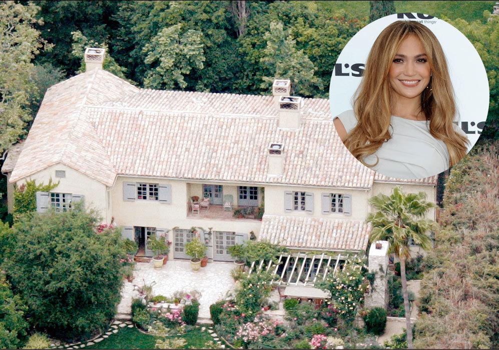Jennifer Lopez (45): Sin duda, el lugar idea para sus mellizos Max y...