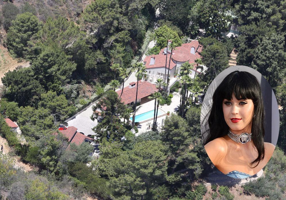 Katy Perry (29): La cantante disfruta de la intimidad y del silencio...