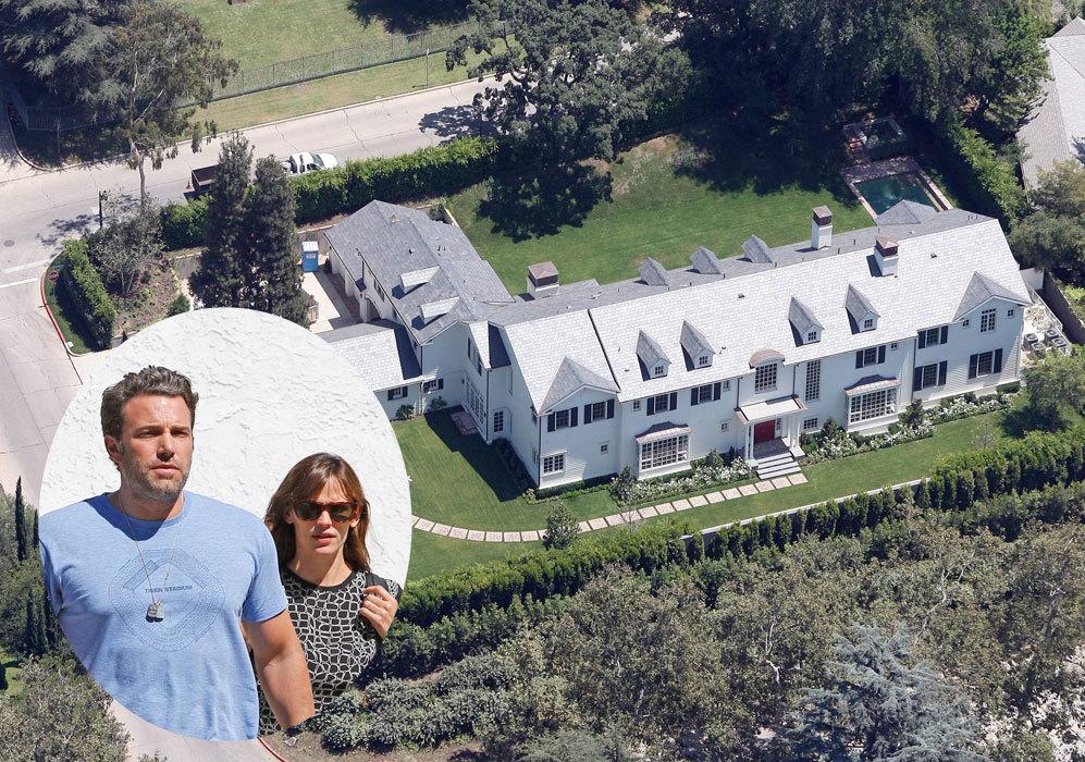 Ben Affleck (42) y Jennifer Garner (42): En 2008, la pareja...