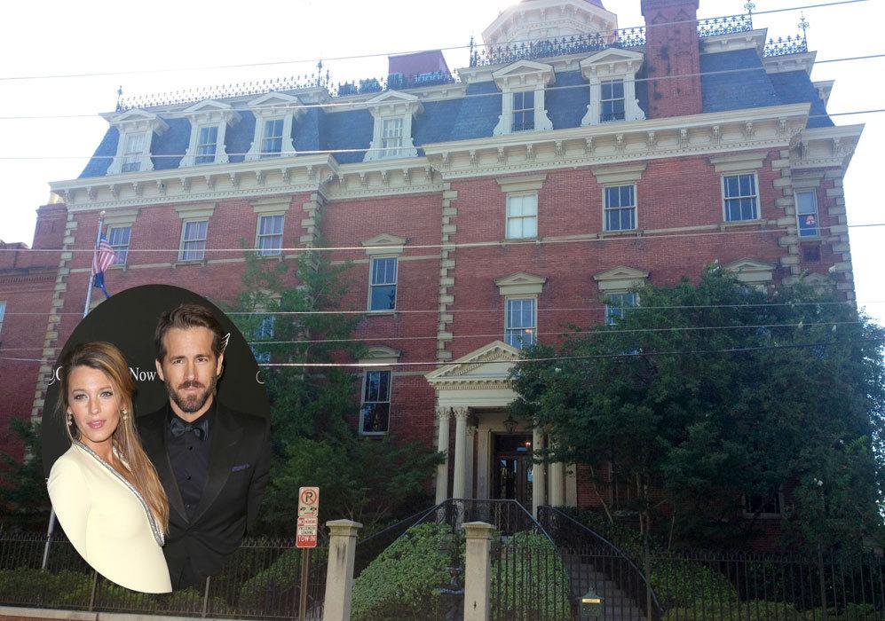 Ryan Reynolds (38) y Blake Lively (27): Diferente al resto de...