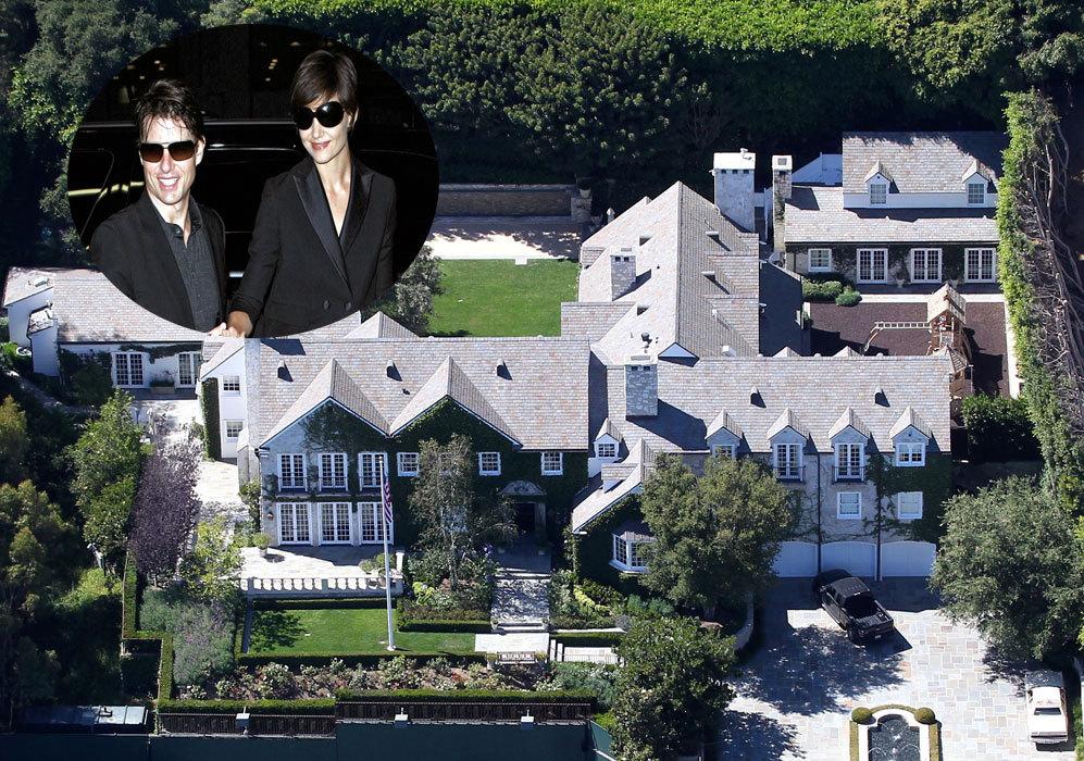 Tom Cruise (52): Antes de que el actor se separara de la actriz Katie...