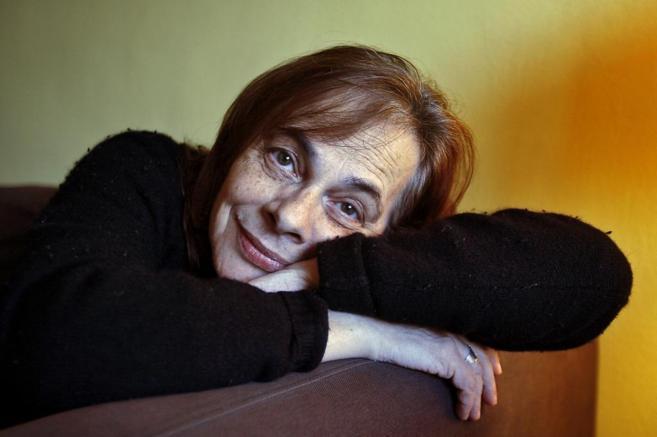 La escritora Cristina Peri Rossi.