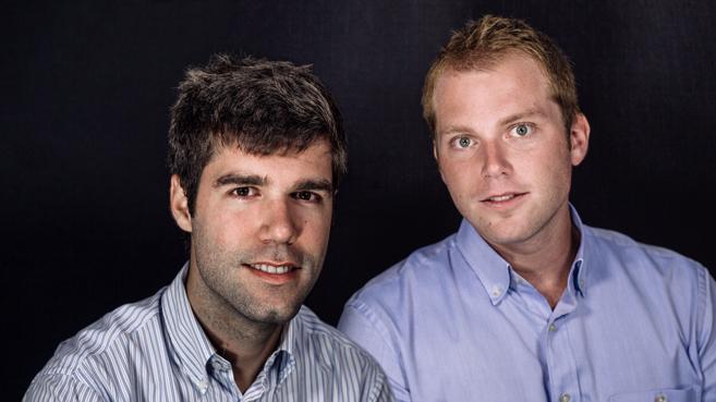 Jacob Suñol y Pablo Pantaleoni, socios fundadores de Medtep.