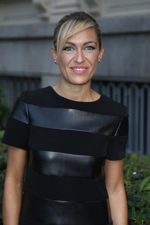 La presentadora de televisión Luján Argüelles, madrina de Closket.