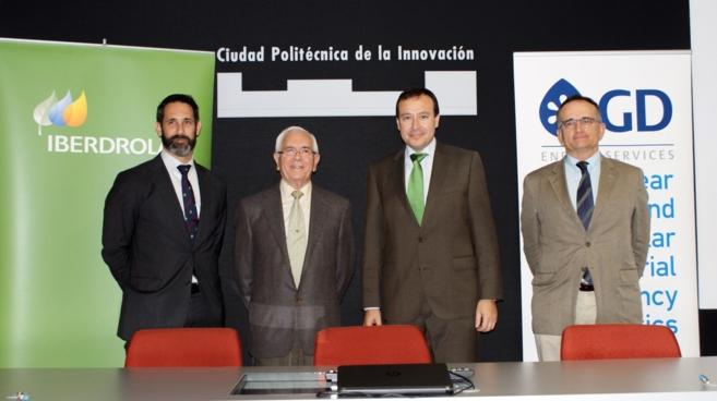 Héctor y José Dominguis Agustín Delgado y Salvador López Galarza.