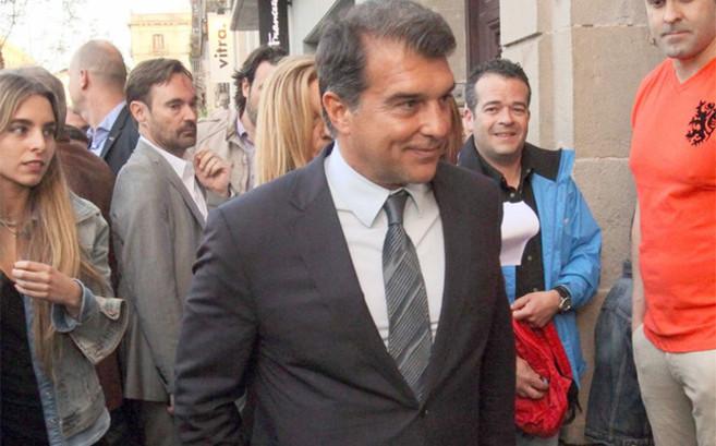 Joan Laporta.