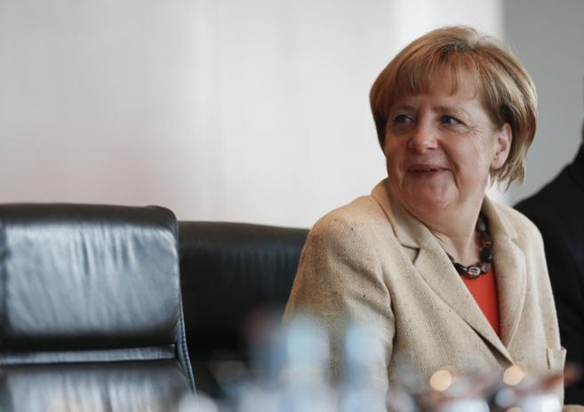 La canciller de Alemania, Angela Merkel.