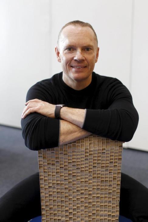 El profesor y gurú del management, Jamie Anderson.