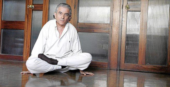Juan Campos Reina, retratado por Jesús Domínguez para 'La tribu...