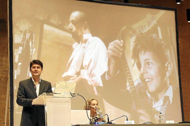 Conferencia de Javier García Martínez titulada «Tú puedes ser...