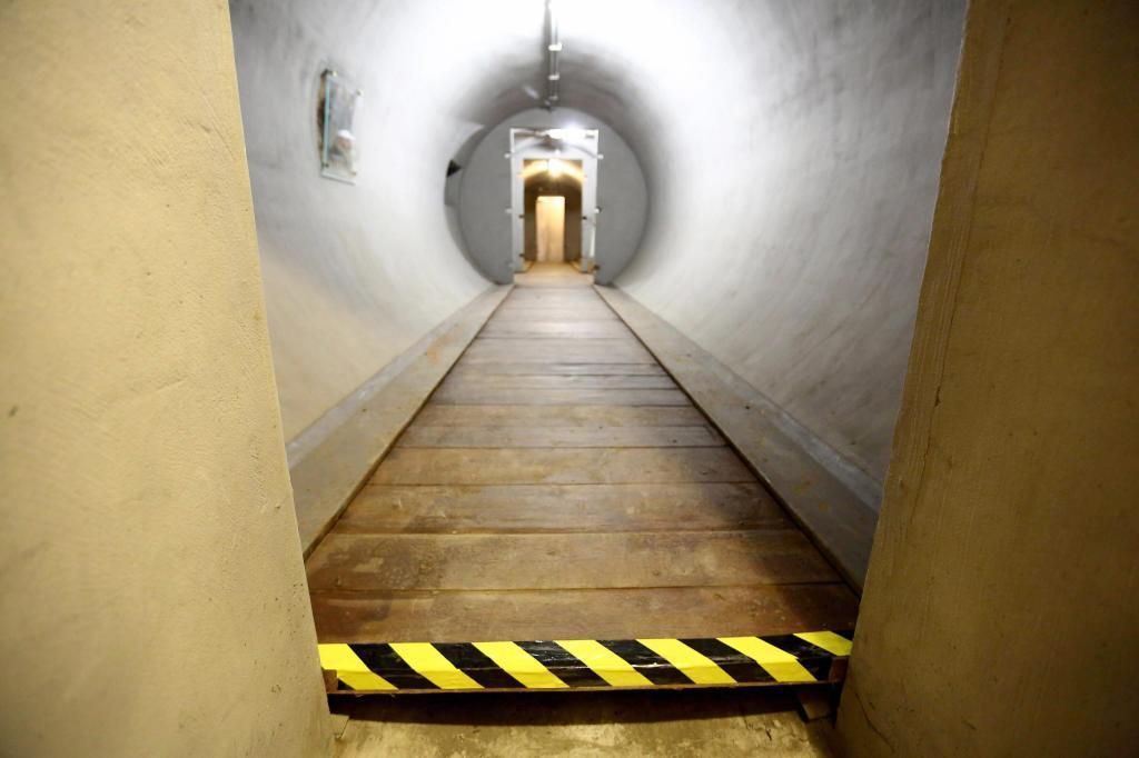 Los búnkeres de 'Il Duce' en Villa Torlonia - Hasta ahora, una entrada ocult... | Internacional | EL MUNDO