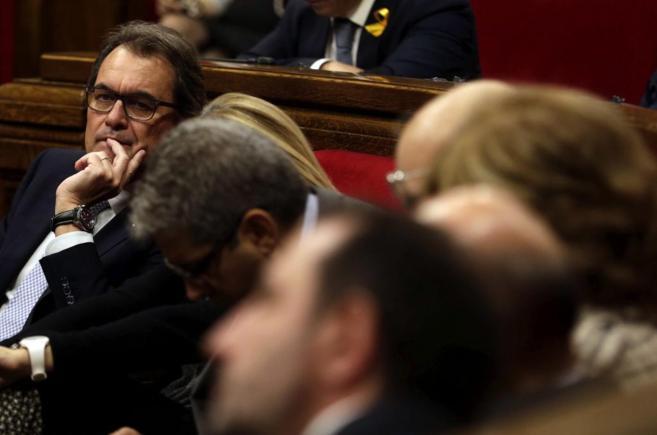 El presidente de la Generalitat, Artur Mas.