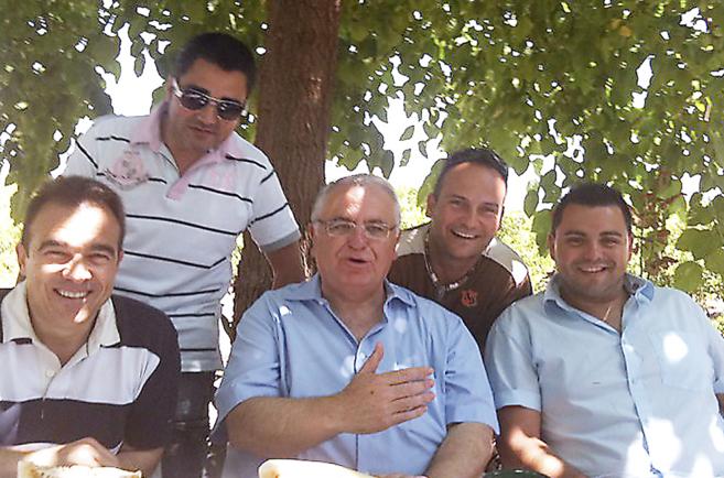Antonio Peral, Alejandro de Pedro, Juan Cotino, José María Serna y...