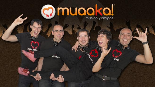 El equipo que está detrás de Muaaka.