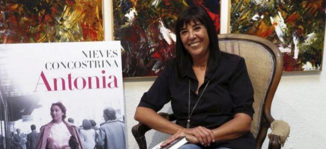 La periodista Nieves Concostrina.