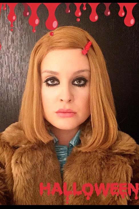 Kelly Osbourne se transformó en Gyneth Paltrow en la cinta 'Los...