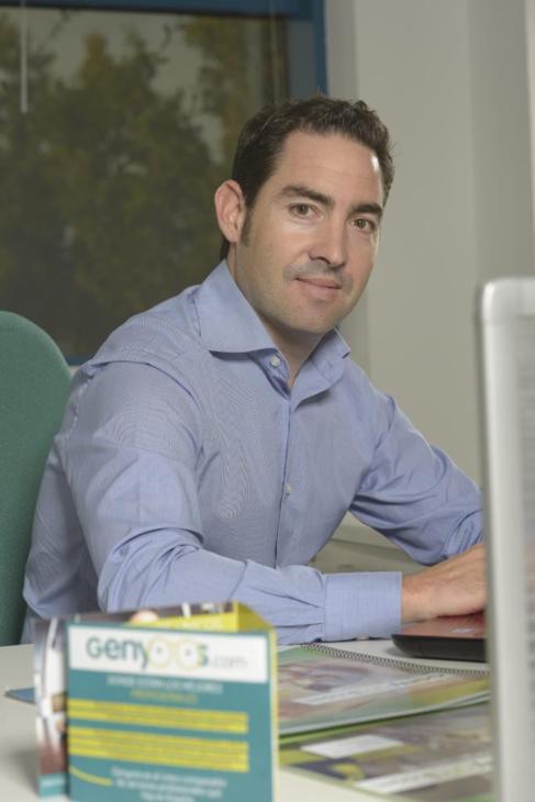 Iván Fernández, Consejero delegado de Genyoos.