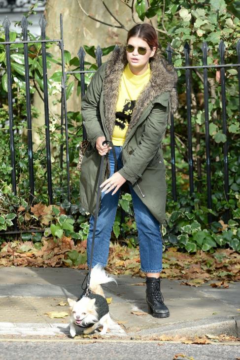 Pixie Geldof, hija del músico y activista Bob Geldof, viaja siempre...