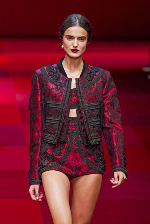 Su llegada a la moda fue digna de grandes top como Gisele Bündchen:...