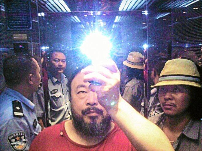 'Iluminación' o el 'selfie' de Ai Weiwei cuando...