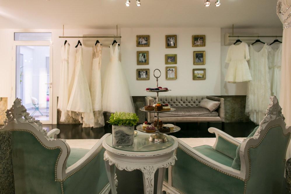 3ad3fb082 Un atelier para novias románticas | Tendencias | EL MUNDO