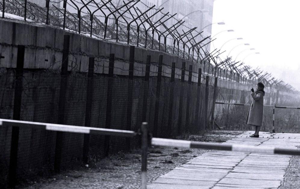 fecha de erección muro de berlín
