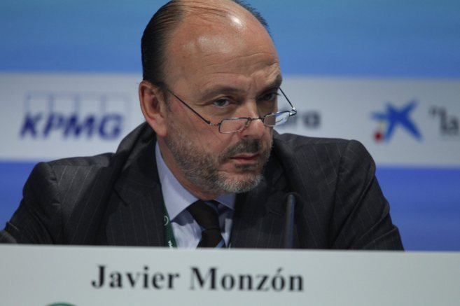 Javier Monzón, presidente de Indra.