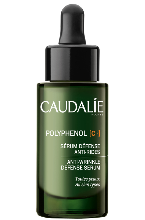 Sérum Défense Anti-rides Polyphenol C15, de Caudalie (37 ). Un...
