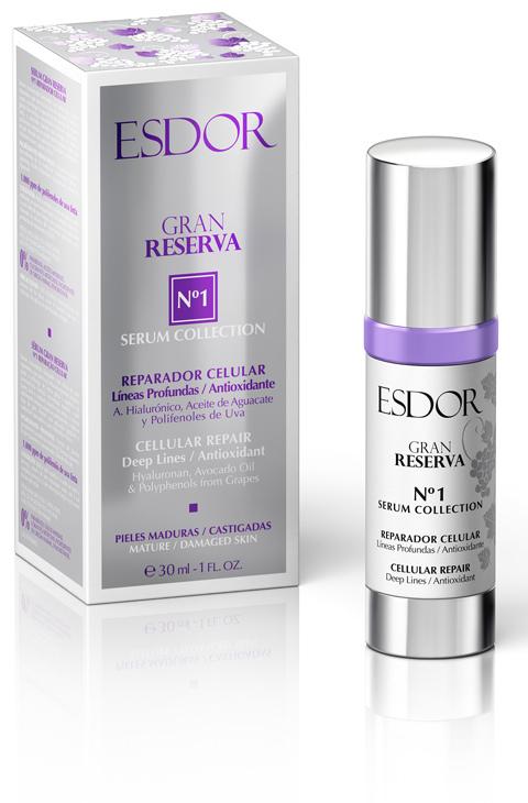 Reparador Celular Antoxidante Nº 1 Gran Reserva, de Esdor (41, 90 )....