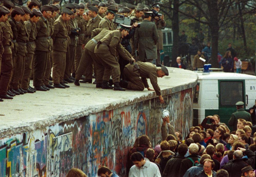 Así Cayó El Muro De Berlín La Aventura De La Historia El Mundo
