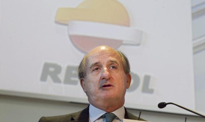 Antonio Bufrau, presidete de Repsol.