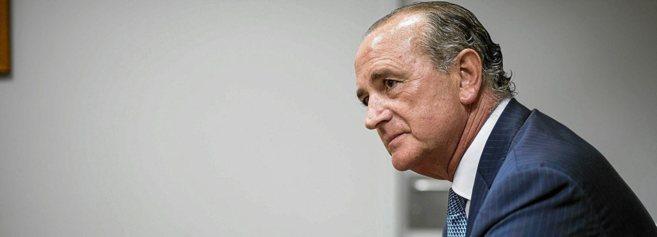 El presidente de Confebask, Miguel Angel Lujua.
