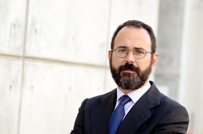 Miguel Temboury,  subsecretario del Ministerio de Economía.