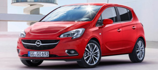 Vea aquí una amplia galería de imágenes del modelo de Opel.