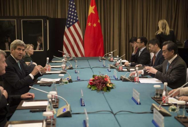 La cumbre del Foro de Cooperación  Económica Asia-Pacífico en...